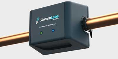 StreamLabs Smart Home Monitor