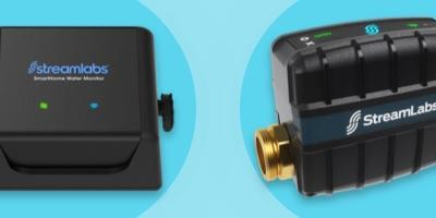 Smart Home Water Monitoring Products with Automatic Shut Off