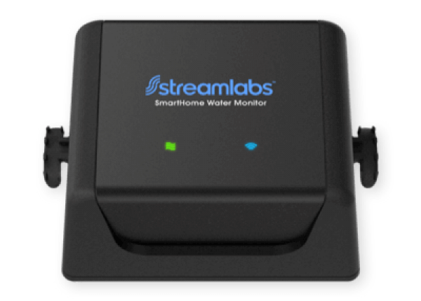 StreamLabs Monitor - Smart Home Water Monitor